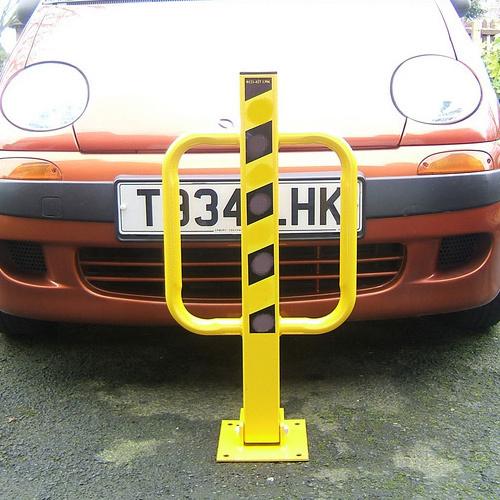 Extrawideparkingpost