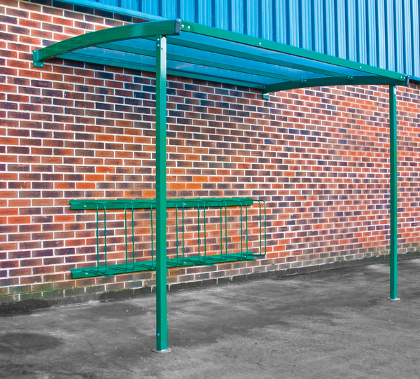 Wall_mounted_cycle_shelter