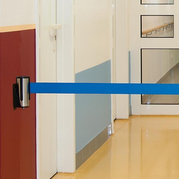 Stainless-steel-belt-barrier