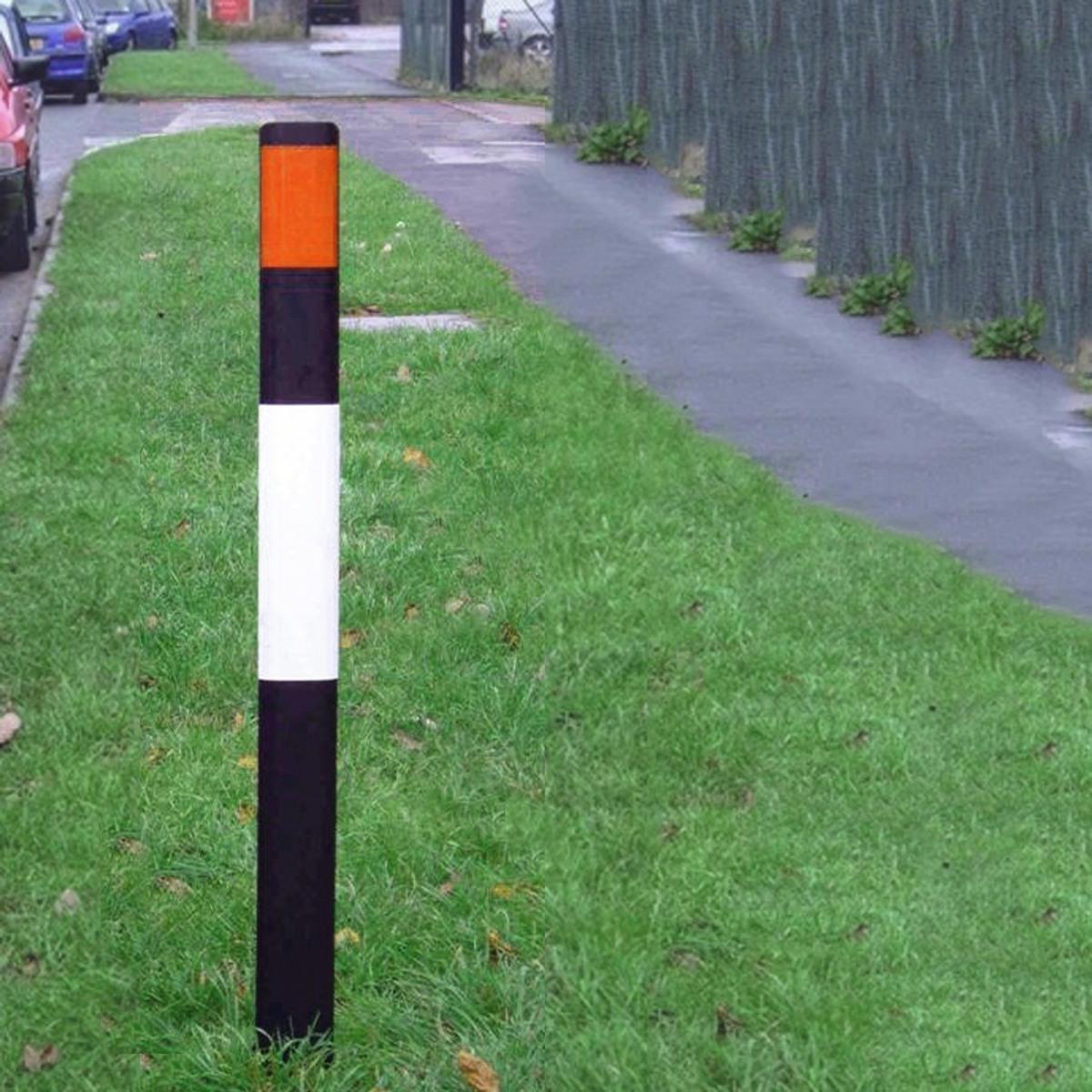 Verge-marker-post