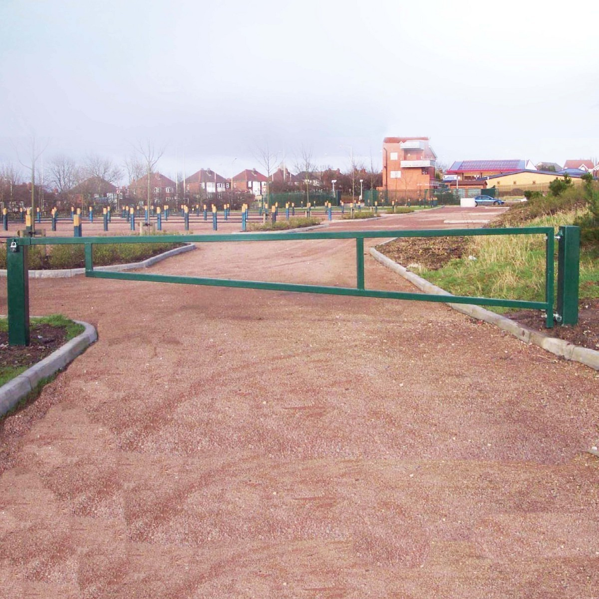 Swing-gate