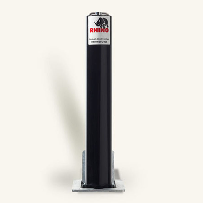 Rhino-rt-rd4-round-steel-powder-coated-black-telescopic-security-bollard_1_ma