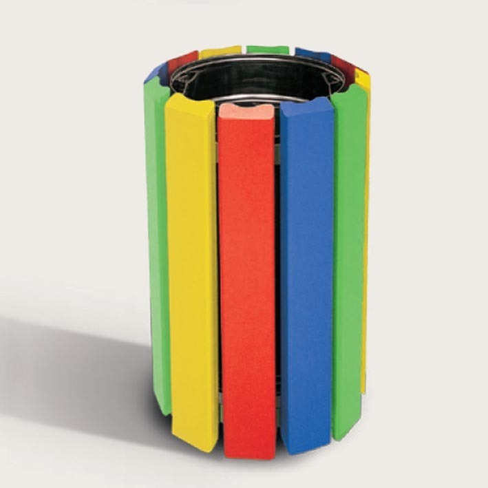 Multi_colour_junior_litter_bin