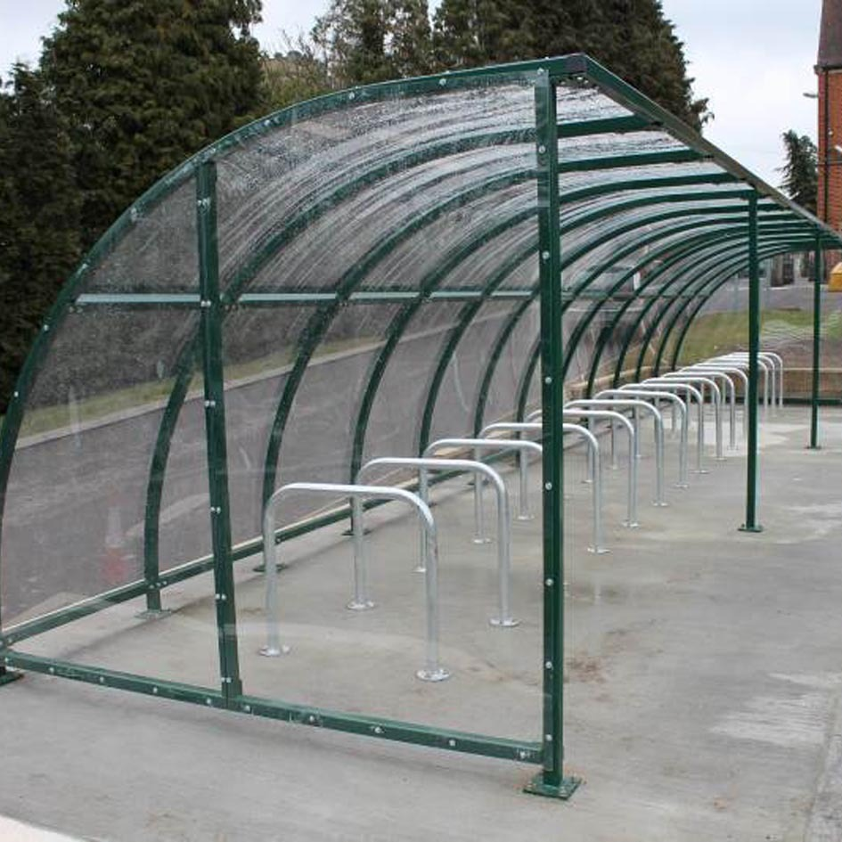Stratford-cycle-shelter-green