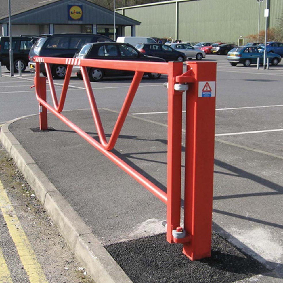 Security and safety at work barriers direct uk
