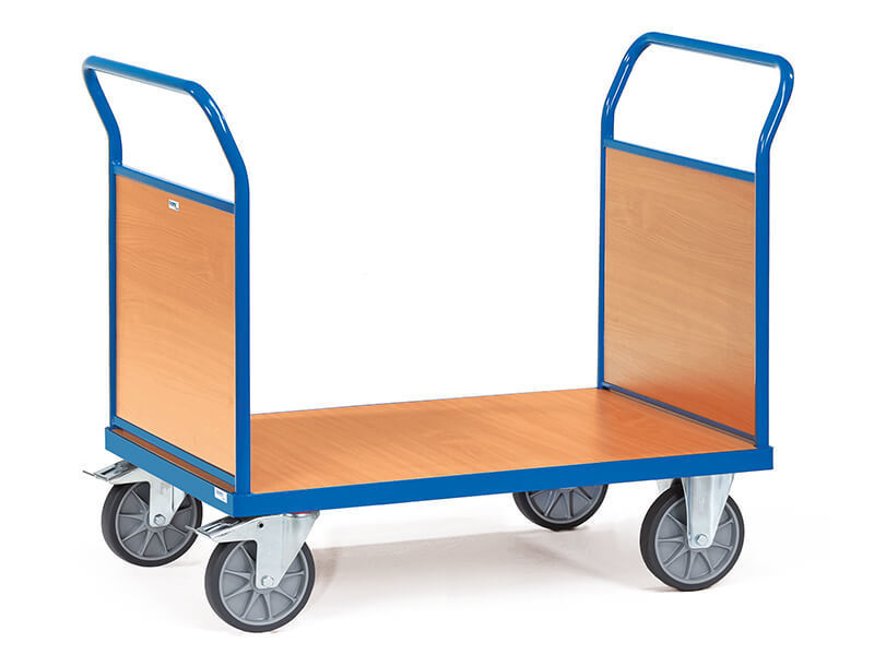 Double-end-modular-platofrm-truck