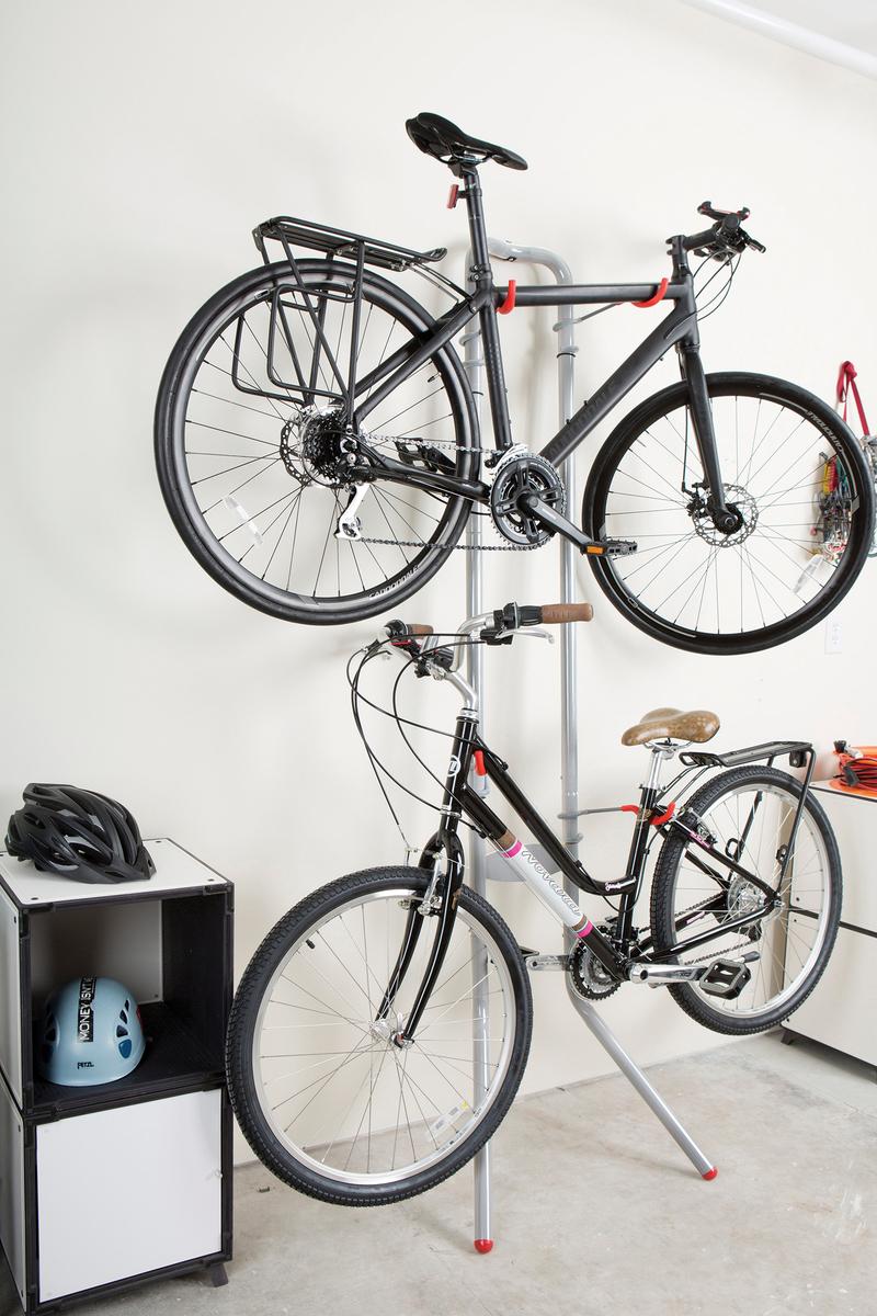 gravity rack michelangelo 2 bike by delta barriers direct. Black Bedroom Furniture Sets. Home Design Ideas