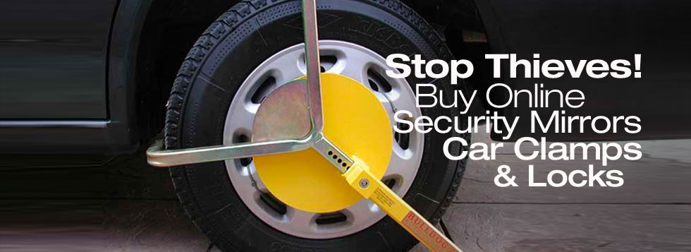 Car Security, Mirrors & Signage
