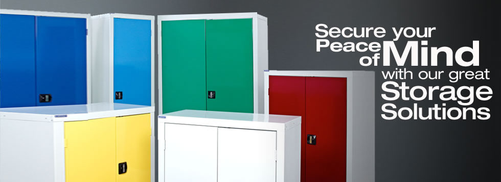 Storage Safes & Workbenches